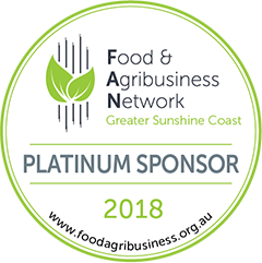 We're proud Platinum Sponsors of the Food and Agribusiness network